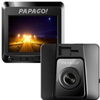 Papago GoSafe 388 Full HD 1080p Dash Cam w/ 16GB Micro SD Card - Refurbished