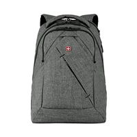 "Swiss Gear MarieBelle Laptop Backpack fits Screens up to 16"" - Charcoal Heather"