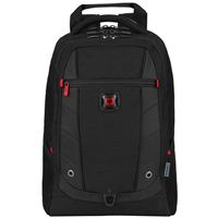 "Wenger VysionPoint Pro Checkpoint Friendly Laptop Backpack fits Screens up to 16"" - Black"