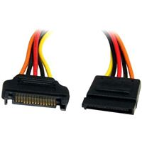StarTech 15 pin SATA Power Extension Cable