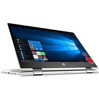 "HP ProBook x360 440 G1 14"" 2-in-1 Laptop Computer - Silver"