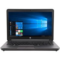 "HP ProBook 645 G1 14"" Laptop Computer Refurbished - Black"