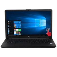 "HP 15-bs113dx 15.6"" Laptop Computer Refurbished - Black"