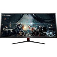 "MSI Optix MAG341CQ 34"" UW-QHD 100Hz DVI HDMI DP FreeSync Curved Gaming LED Monitor"