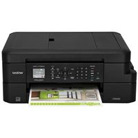 Brother MFC-J775DW Color Inkjet All-in-One with INKvestment Cartridges