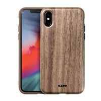 Laut Pinnacle Case for iPhone XS - Walnut