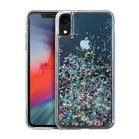 Laut Glitter Case for iPhone XR - Confetti Party