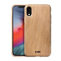 Laut Pinnacle Case for iPhone XR - Cherry Wood