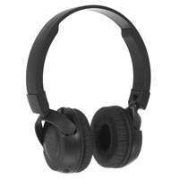 JBL T450BT Wireless Headphones - Black