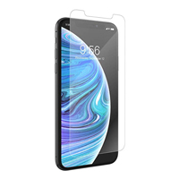 Zagg InvisibleShield Glass+ Anti-Glare Glass Screen Protector for iPhone X / XS