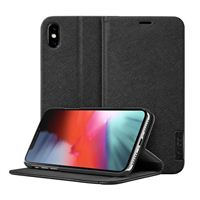 Laut Prestige Folio for iPhone XS Max - Black