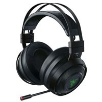 Razer Nari Ultimate Wireless Gaming Headset - Black