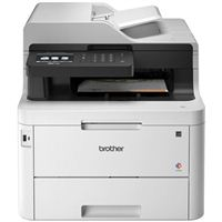 Brother MFC-L3770CDW Compact Digital Color All-in-One Printer