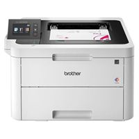 Brother HL-L3270CDW Compact Digital Color Printer with NFC,...