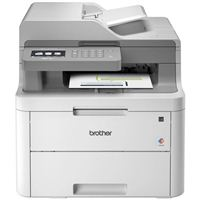 Brother MFC-L3710CW Compact Digital Color All-in-One Printer with...