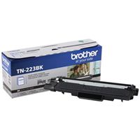 Brother TN-223BK Black Toner Cartridge