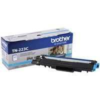 Brother TN-223C Cyan Toner Cartridge