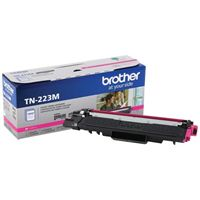 Brother TN-223M Magenta Toner Cartridge