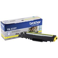 Brother TN-223Y Yellow Toner Cartridge