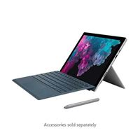 "Microsoft Surface Pro 6 12.3"" 2-in-1 Laptop Computer - Platinum"