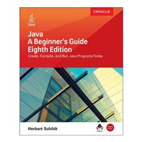 McGraw-Hill Java: A Beginner's Guide, Eighth Edition