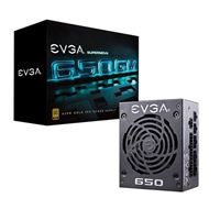 EVGA SuperNOVA 650 GM 650 Watt 80 Plus Gold SFX Fully Modular Power Supply