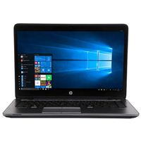 "HP EliteBook 850 G2 15.6"" Laptop Computer Refurbished - Black"