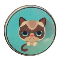 Spinpops Phone Grip Stand -  Grump Cat