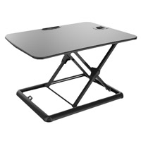 Loctek Inland Ergonomic Height-Adjustable Desk Riser