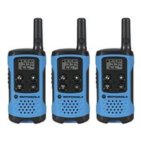 Motorola T100TP 16 Mile Two-Way Radio 3-pack