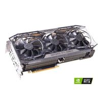 EVGA GeForce RTX 2080 Ti FTW3 Ultra Gaming Triple-Fan 11GB GDDR6 PCIe 3.0 Graphics Card