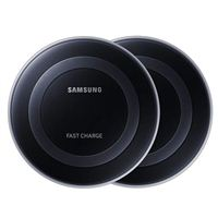 Samsung Wireless Charging Pad 2 pack - Black