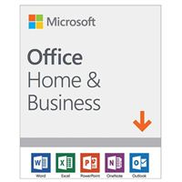 Microsoft Office Home and Business 2019 - 1 Device