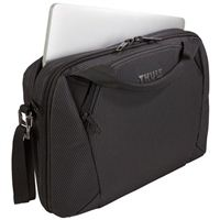 "Thule Crossover 2 Laptop Briefcase Fits Screens up to 13.3"" – Black"
