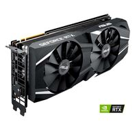 ASUS Dual Advanced GeForce RTX 2080 Dual-Fan 8GB GDDR6 PCIe Video Card