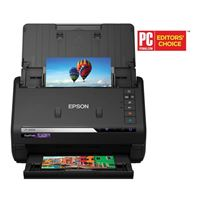 Epson FastFoto FF-680W Wireless Document Scanner