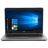 "HP EliteBook 745 G3 14"" Laptop Computer Refurbished - Silver"