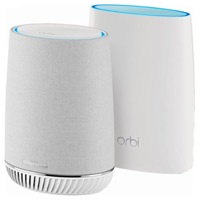 NetGear Orbi Voice AC3000 Tri-Band Mesh Wireless AC Router with Alexa