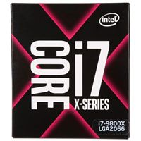 Intel Core 7-9800X Skylake 3.8 GHz LGA 2066 Boxed Processor