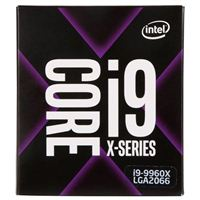 Intel Core i9-9960X Skylake 3.1 GHz LGA 2066 Boxed Processor