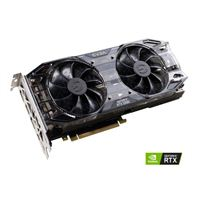 EVGA Black GeForce RTX 2080 Dual-Fan 8GB GDDR6 PCIe Video Card
