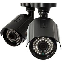 Digital Peripheral Solutions Q-See HD Bullet Security Cameras - 2 Pack