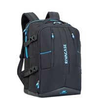 "RIVACASE 7860 Gaming Laptop Backpack fits Screens up to 17.3""- Black"