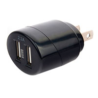 iEssentials Dual USB DC Wall Charger