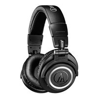 Audio-Technica ATH-M50XBT Wireless Headphones - Black
