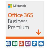 Microsoft Office 365 Business Premium - 1 Year, 1 User