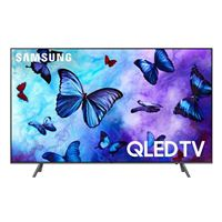 "Samsung QN55Q65FNFXZA 55"" Class (54.6"" Diag.) 4k Ultra HD HDR Smart QLED TV - Refurbished"