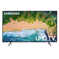 "Samsung UN65NU710DFXZA 65"" Class (64.5"" Diag.) 4k Ultra HD HDR Smart LED TV - Refurbished"