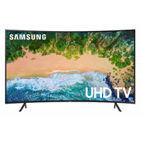 "Samsung UN65NU730DFXZA 65"" Class (64.5"" Diag.) 4k Ultra HD Curved Smart LED TV - Refurbished"