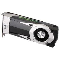 NVIDIA GeForce GTX 1060 Founder's Edition Single-Fan 6GB GDDR5 PCIe Video Card Refurbished